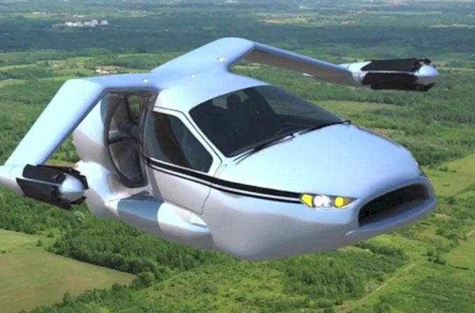 Uçan arabalar bilim kurgudan gerçeğe dönüşüyor