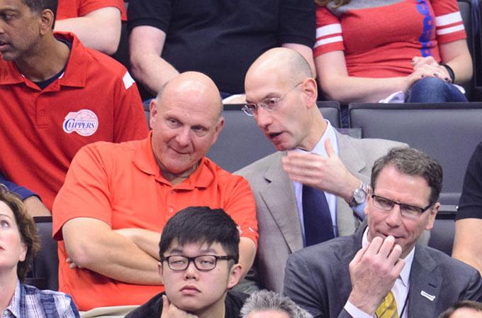 Steve Ballmer'ın LA Clippers'ı satın alması onaylandı