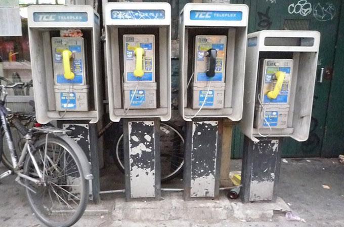 New York'ta ankesörlü telefonlar bedava Wi-Fi noktası oluyor
