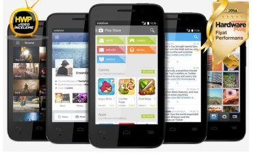 Video İnceleme: Vodafone Smart 4 Mini