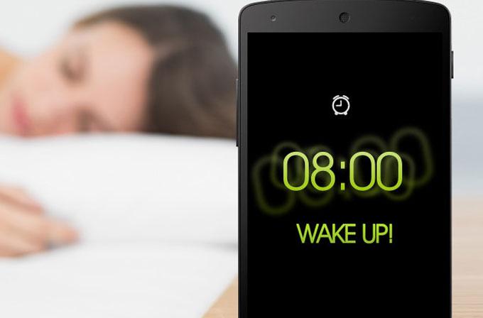 Bu alarm uygulamalarıyla uyuya kalmaya son!