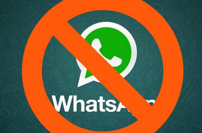 WhatsApp İran'da yasaklandı
