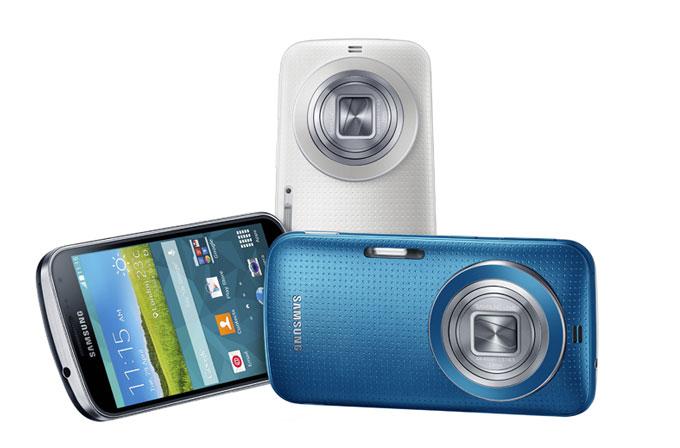 Samsung Galaxy K Zoom'un fiyatı belli oldu