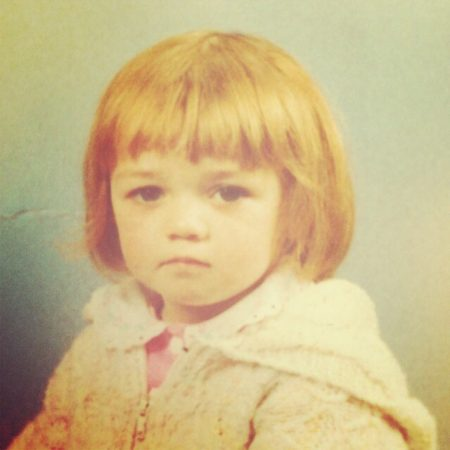 Maisie Williams (Arya Stark), 1999-ish