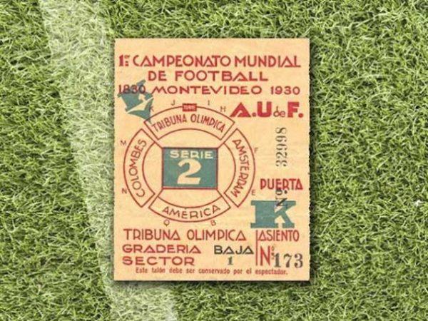 1930 Uruguay - Arjantin