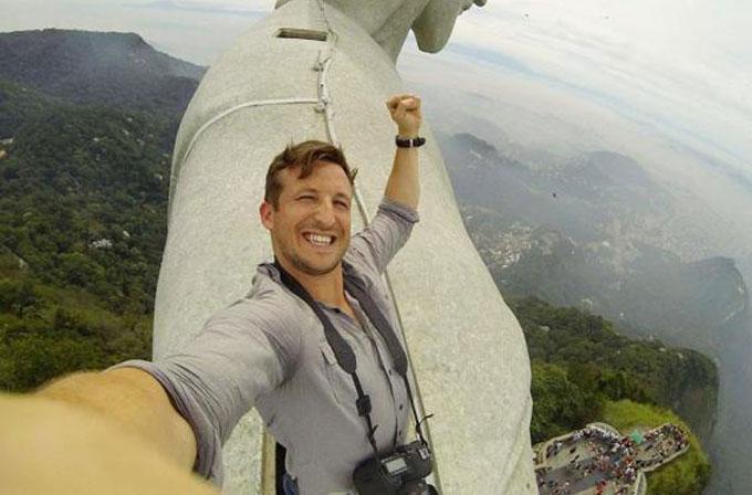 Dünyanın en havalı selfie'si