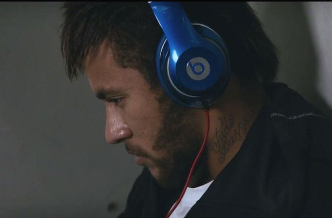 Beats'in Neymar'lı yeni reklamı