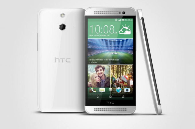 HTC One E8 duyuruldu