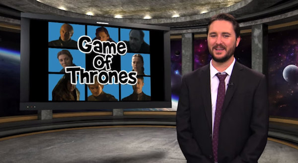 Video: Game of Thrones için alternatif bir jenerik de Will Wheaton'dan geldi