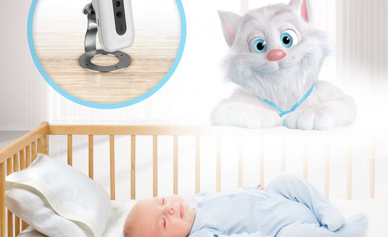 Türk Telekom'dan anne babalara bebek kamerası