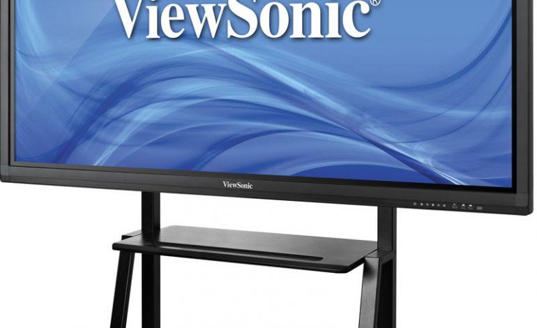 Viewsonic'ten 84 inçte 4K keyfi