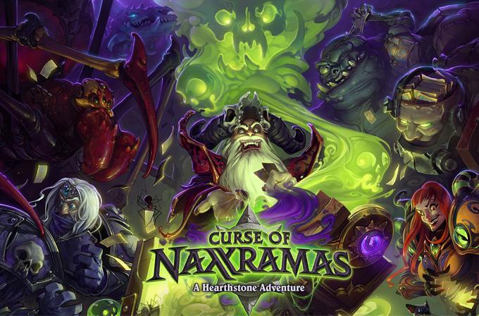 Galeri: Hearthstone'un tek kişilik ek paketi Curse of Naxxramas'ın görselleri sızdı