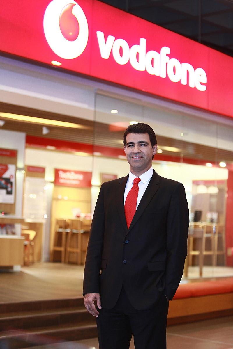 Vodafone Türkiye İcra Kurulu Başkan Yardımcısı Ender Buruk