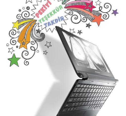 Lenovo'dan çocuklarınızı sevindirecek karne hediyesi: Lenovo Flex A10
