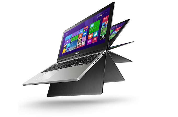 ASUS'tan katlanabilir laptop; Transformer Book Flip