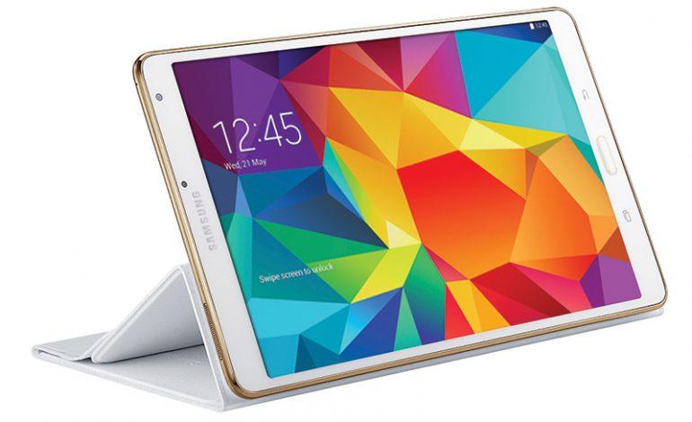 Galaxy Tab 4 10.1'in yeni versiyonu 64-bit işlemcili