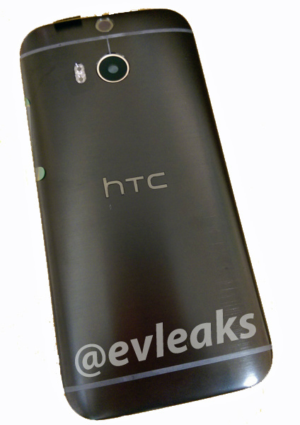 HTC One M8 siyah