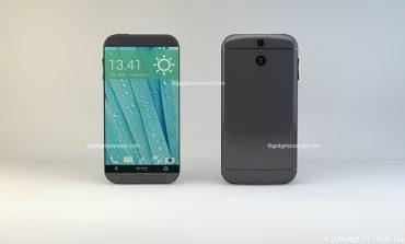 HTC One M9 için konsept tasarımlar ortaya çıkmaya başladı