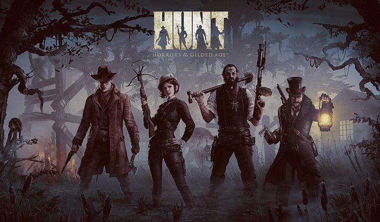 Video: Crytek'ten merak uyandıran yeni bir oyun daha; Hunt: Horrors of the Gilded Age