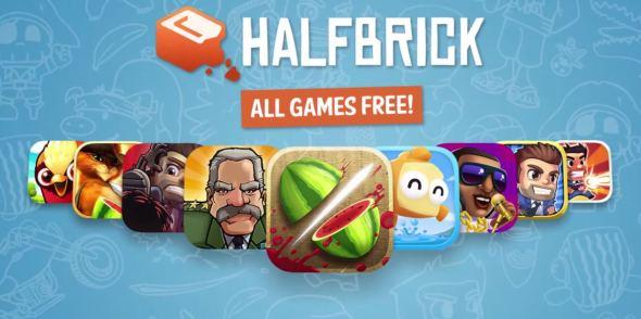 iOS'ta Halfbrick oyunları bedava!