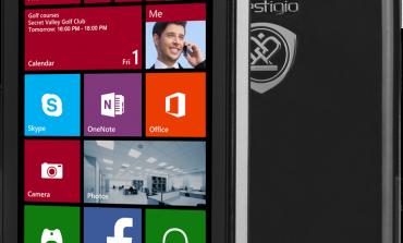 Windows Phone 8.1'li Prestigio telefonları tanıtıldı
