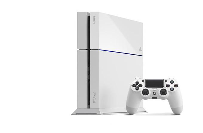 Galeri: İşte karşınızda beyaz Playstation 4
