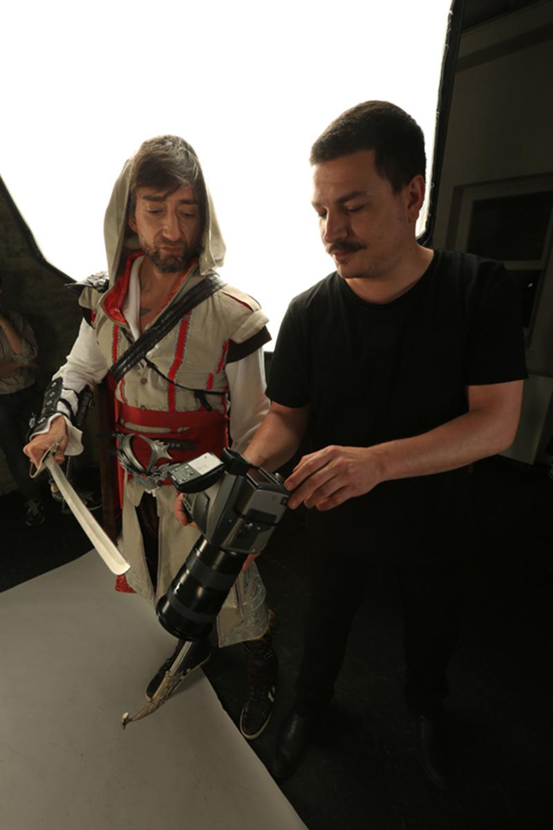 cosplay, redbull,  Yunus Günçe