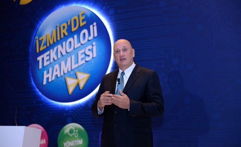 """Süreyya Ciliv """"İzmir'in şirketleri teknoloji ve inovasyonla fark yaratacak"""""""