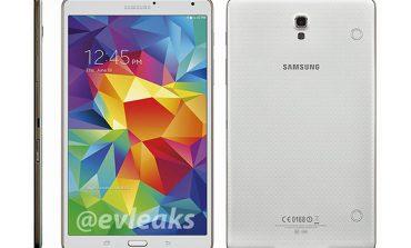 Samsung'un yeni tabletleri Galaxy Tab S 10.5 ve 8.4 için teknik detaylar sızdı
