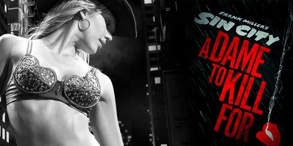 Video: Sin City: A Dame To Kill için yeni bir fragman