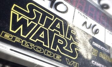 Star Wars VII setinden sızdırılan kareler