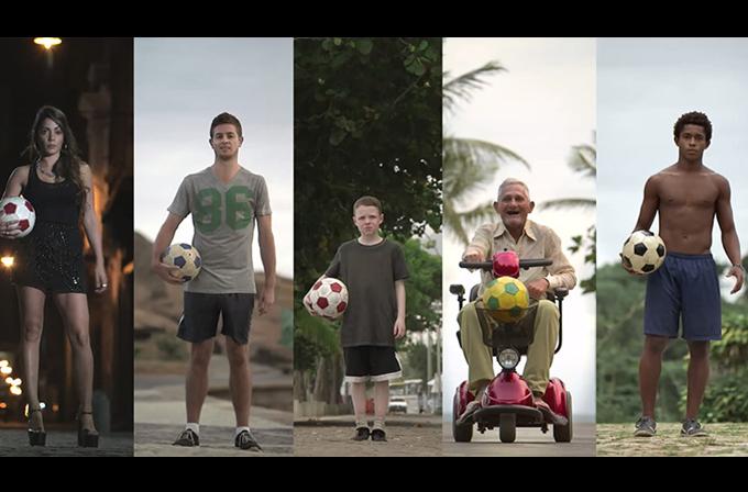 Video: McDonald's'tan Dünya Kupası'na muhteşem reklam filmi