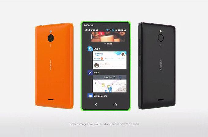 Nokia X2'nin ilk reklamı yayınlandı