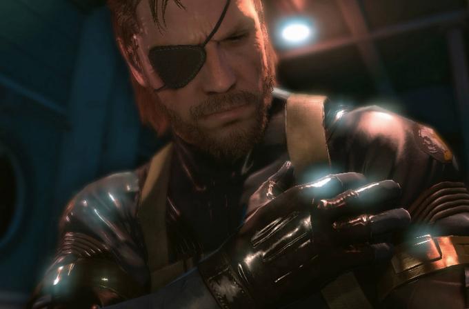 Konami E3'ten önce Metal Gear Solid 5: The Phantom Pain videosu