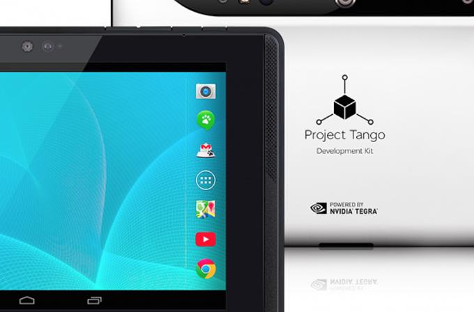Video: Google'ın 3D sensörlü Project Tango tableti açığa çıktı