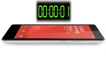 Xiaomi Redmi Note 1 saniyede 10,000 adet sattı!