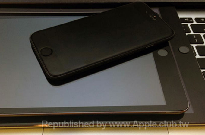 Sızıntı: Apple iPhone 6,  iPad Air 2 ve iPad mini 3 tek fotoğrafta