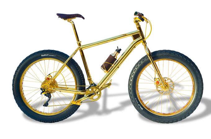 Bu bisiklet tam 1 milyon dolar