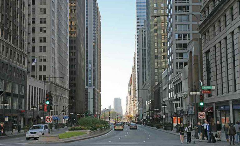 Chicago'da akıllı sokak ışığı sistemi ile hava kirliliği ölçülecek
