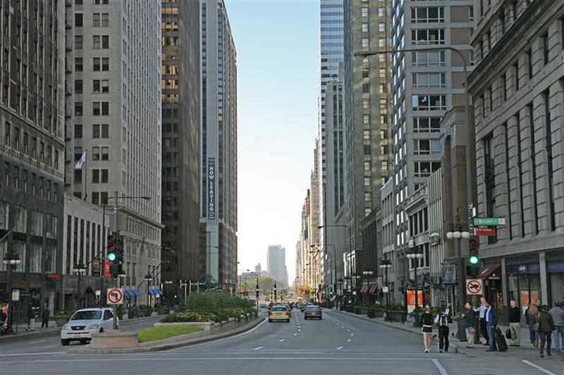 Chicago'da akıllı sokak ışığı dönemi