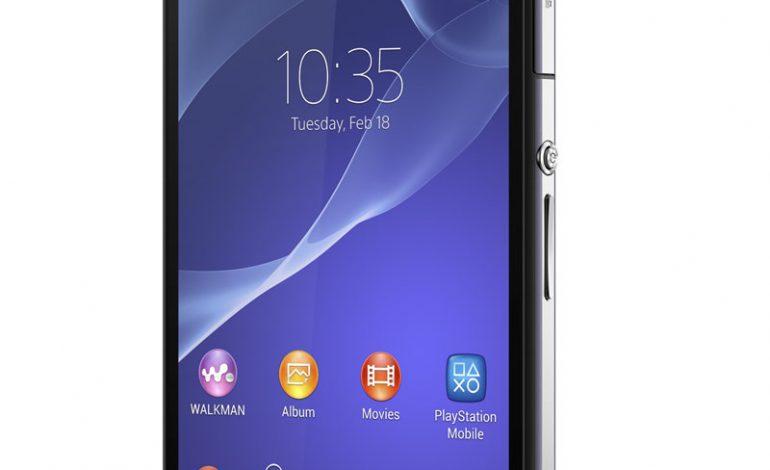Yeni Sony Xperia Z2 Platinum ayrıcalıklarıyla Turkcell'de