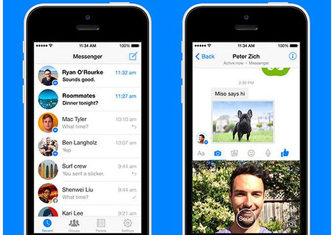 Facebook Messenger 6.0