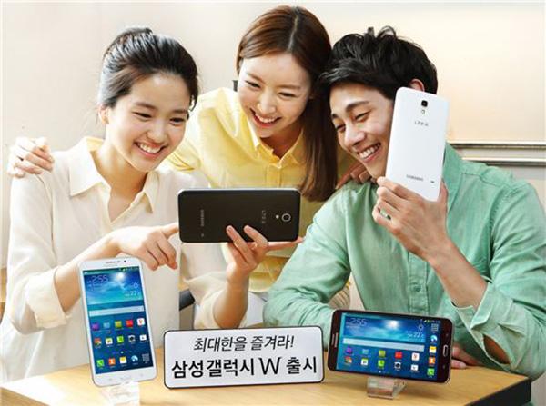 Samsung phablete akıllı telefon demeye başladı