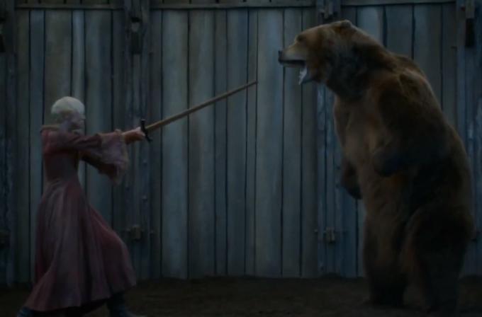 Video Galeri: Game of Thrones'un en güzel 10 dövüş sahnesi