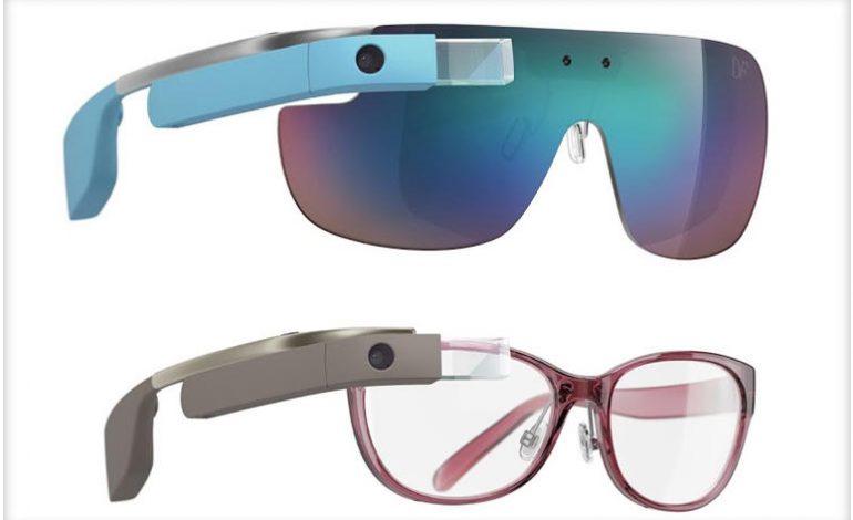 Google Glass için yeni bir tasarımcı geldi