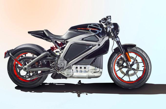 Harley-Davidson'ın ilk elektrikli motosikleti harika gözüküyor (VİDEO)