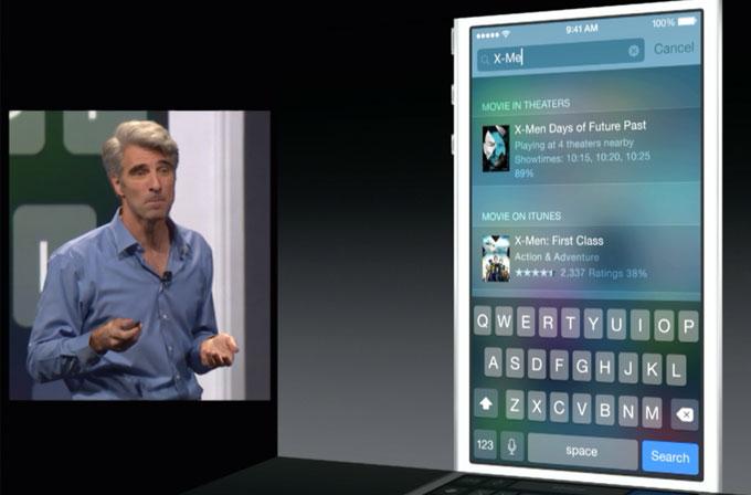 iOS 8'in birçok özelliği yıllardır Android'de kullanılıyordu