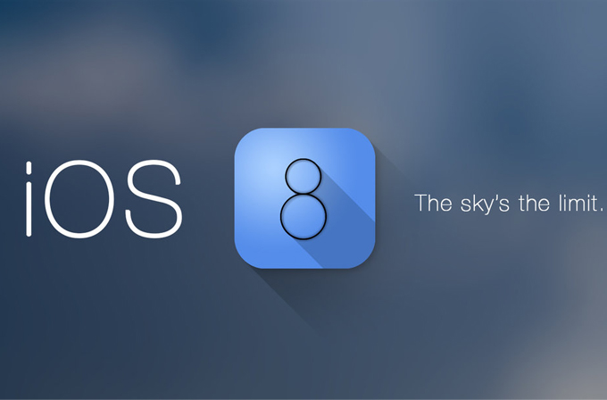 iOS 8 artık her 3 Apple'ın 2'sinde mevcut