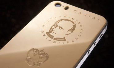 Rusya'da üzerinde Putin resmi olan iPhone üretildi