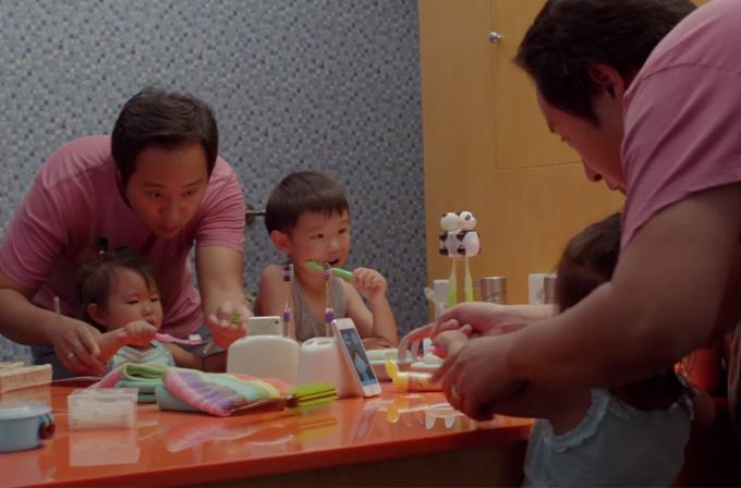 Video: Apple'dan iPhone 5s'in ebeveyn yardımlı reklamı